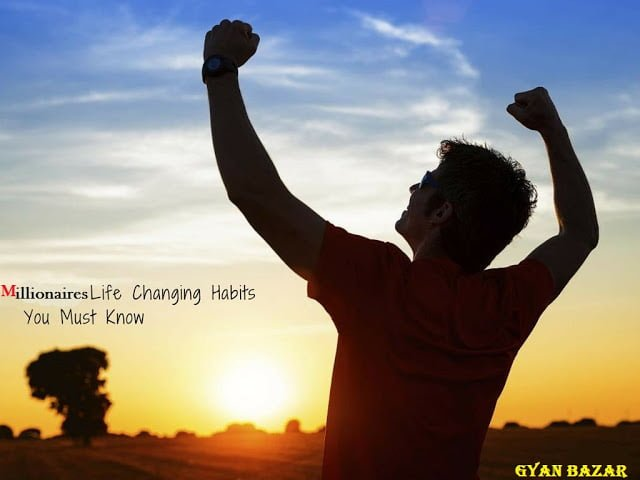 Millionaires Life Changing Habits, Hindi