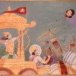 कहानी जयद्रथ कि – बेटे कि मृत्यु के साथ ही फट गया था पिता का भी मस्तक