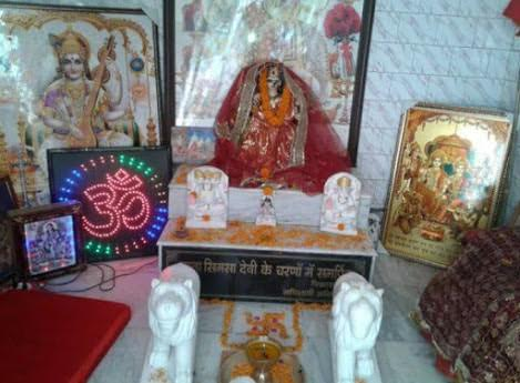 Simsa Mata Temple Daroh, Kangra, Himachal Pradesh, Hindi, Information, Story, Kahai, History, Itihas,