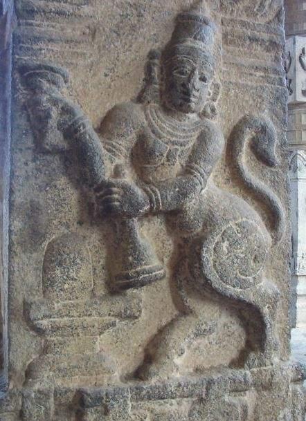 Story of Bheem, Hanuman and Purushamriga, Hindi, Kahani, Mahabharat,
