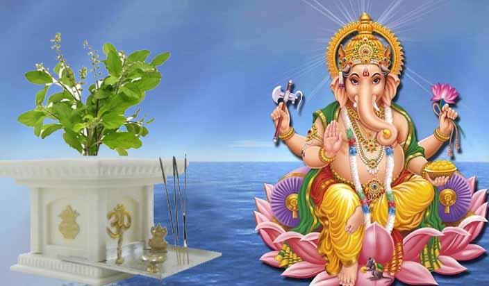 Tulsi Ganesh Katha in Hindi