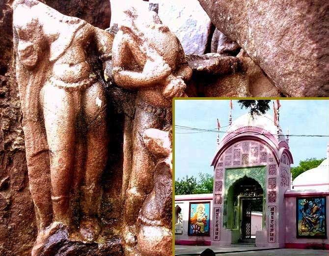 Ashtbhuja Dham Temple
