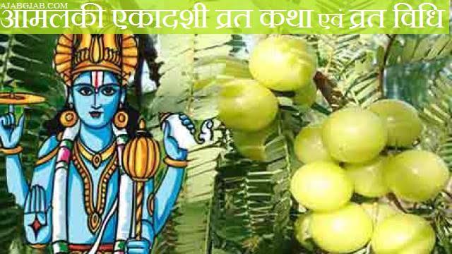 Amalaki Ekadashi Vrat Katha In Hindi, Vrat Vidhi, Pujan Vidhi