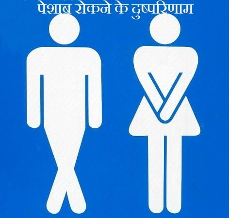 Side Effect Of Holding Urine In Hindi