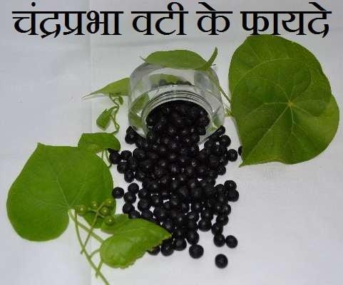 Chandraprabha Vati Ke Fayde