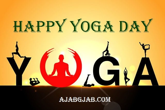 Happy Yoga Day HD Photoes