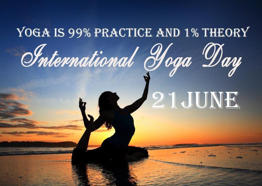 International Yoga Day Photoes