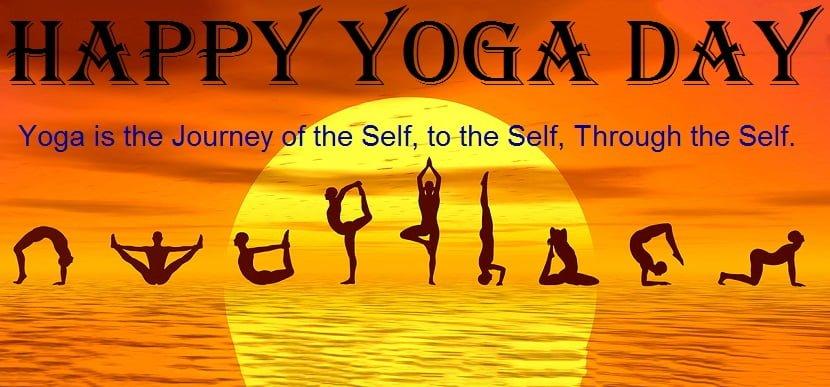 Yoga Day HD Wallpaper