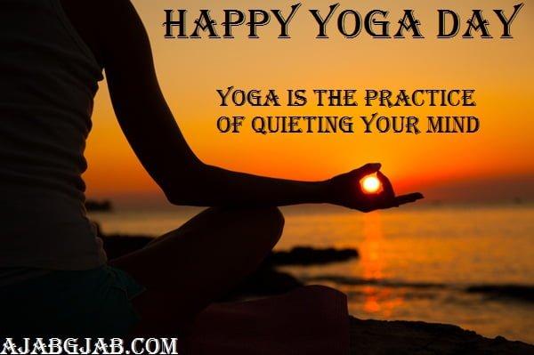 Yoga Day Wallpaper In HD
