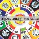 Rashi Anusar Upay