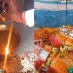 गड़ियाघाट माता मंदिर – माता के इस मंदिर में नदी के पानी से जलती है अखंड ज्योत