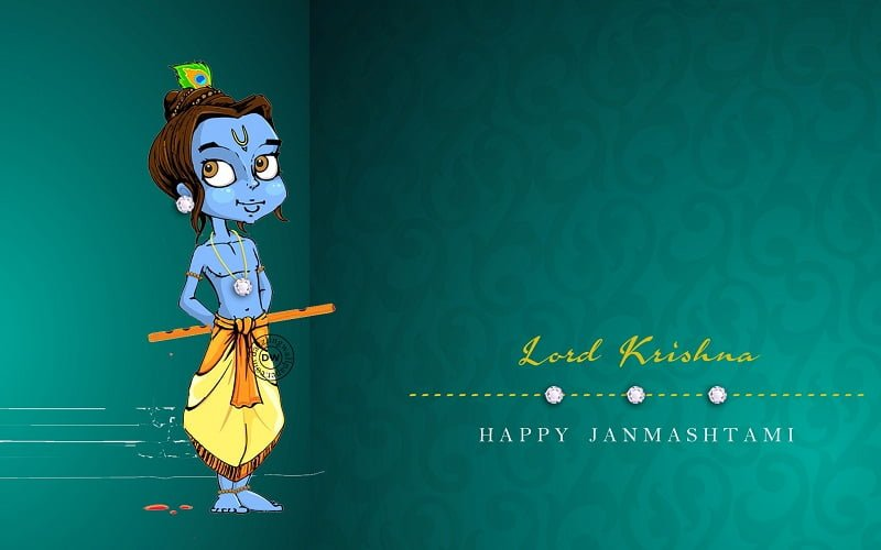 Happy Janmashtami HD Images