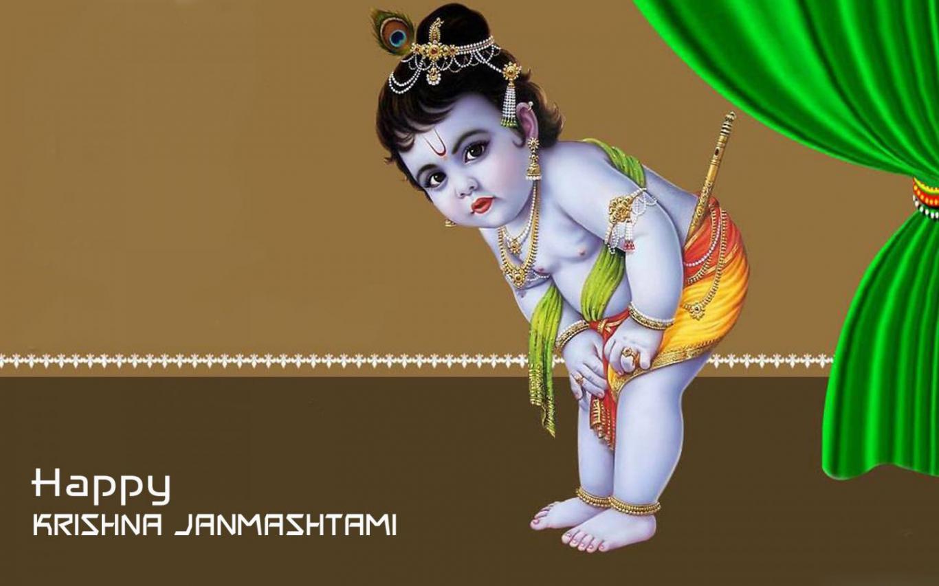 Happy Janmashtami HD Images