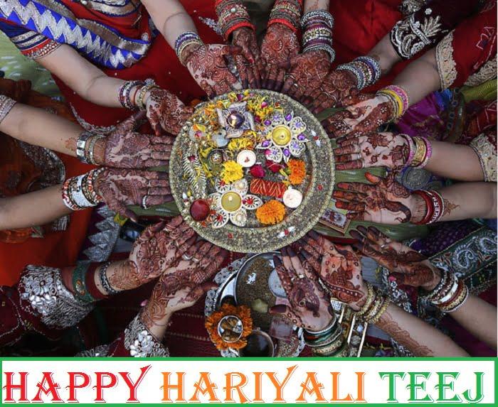 Happy Teej HD Pictures