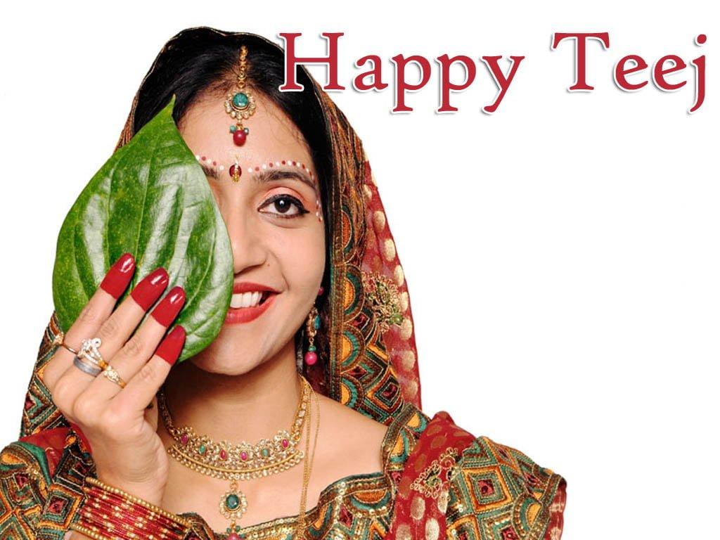 Happy Teej Pictures