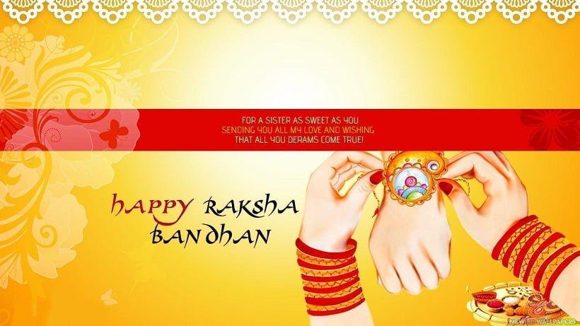 Raksha Bandhan HD Wallpaper Images Photos Pictures
