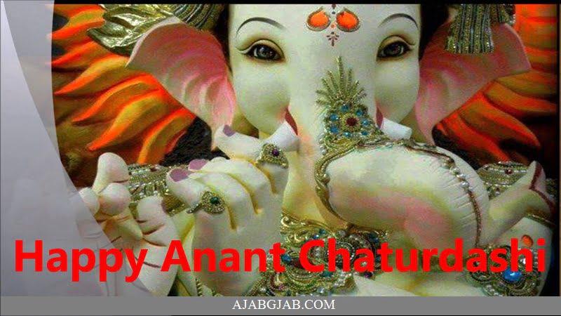Anant Chaturdashi HD Wallpaper