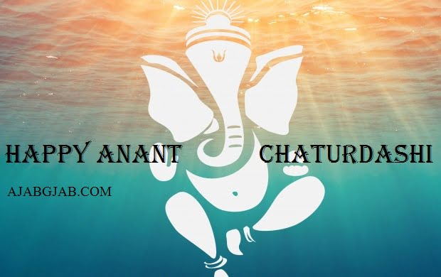 Anant Chaturdashi Images In HD