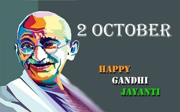 Happy Gandhi Jayanti 2019 Hd Images For Mobile