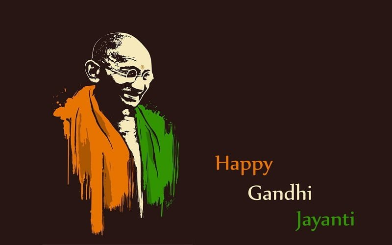 Happy Gandhi Jayanti HD Images