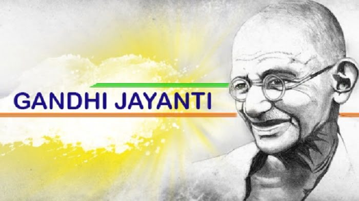 Happy Gandhi Jayanti Photos