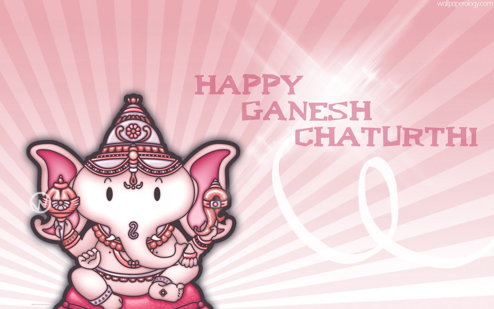 Happy Ganesh Chaturthi 2019 Hd Images For Whatsapp