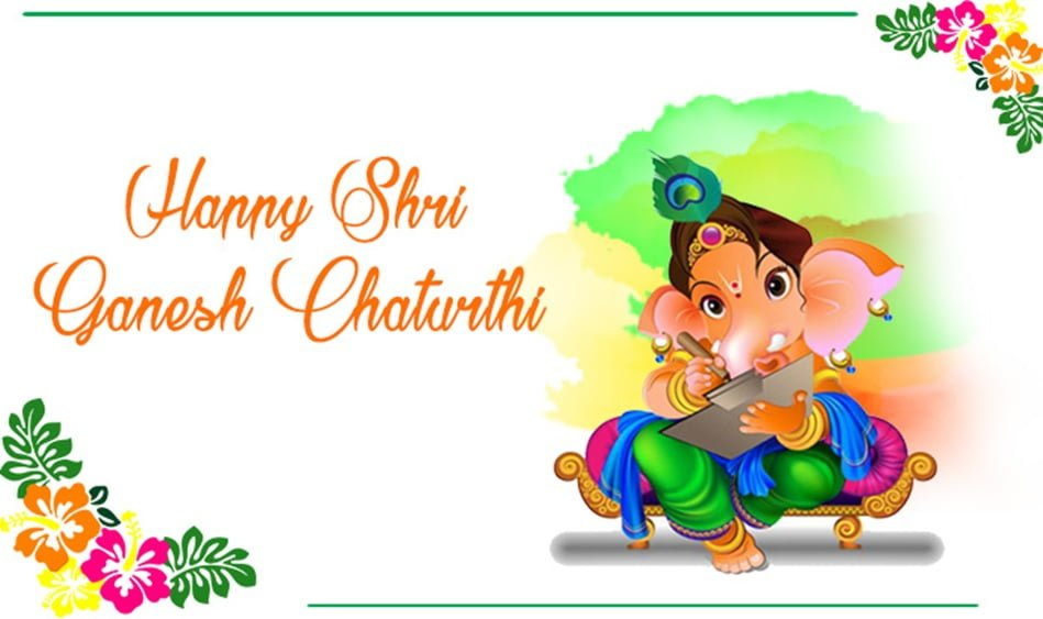 Happy Ganesh Chaturthi 2019 Hd Wallpaper For Facebook