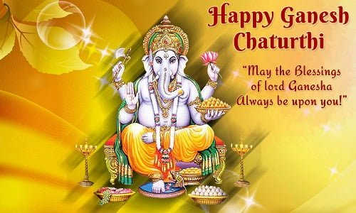 Happy Ganesh Chaturthi 2019 Hd Photos Free Download