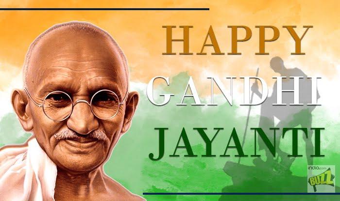 Happy Mahatma Gandhi Jayanti HD Images
