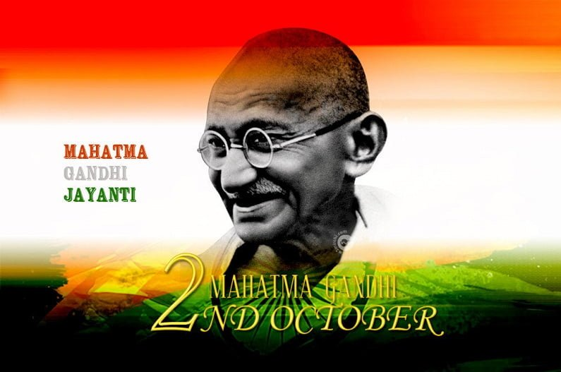 Happy Mahatma Gandhi Jayanti HD Pictures