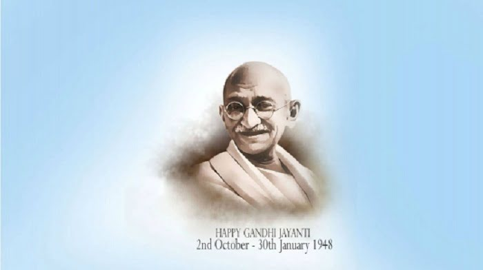 Happy Gandhi Jayanti 2019 Hd Greetings For WhatsApp