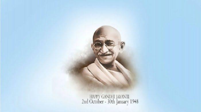 Happy Gandhi Jayanti 2019 Hd Greetings For WhatsApp