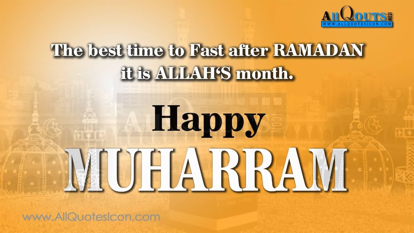 Latest Happy Muharram Hd Greetings Photos