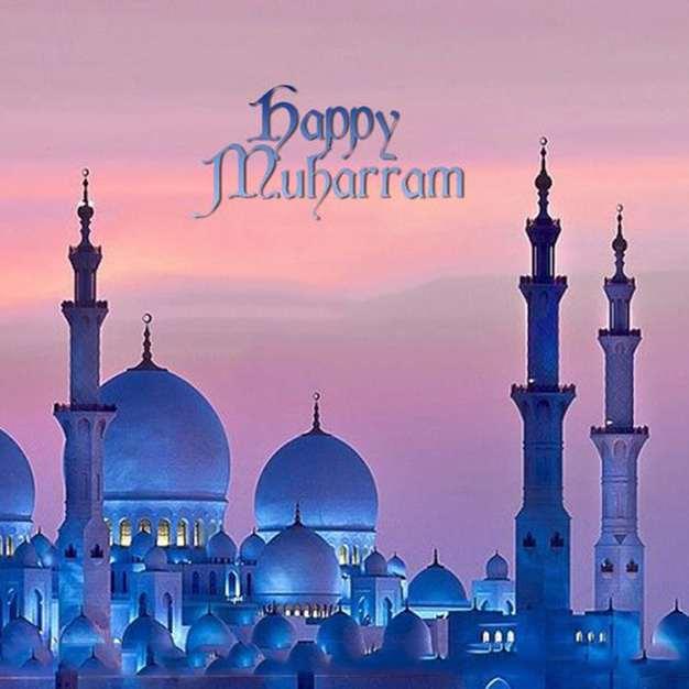 Happy Muharram 2019 Hd Greetings For WhatsApp