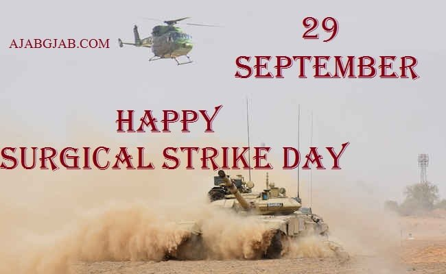 Happy Surgical Strike Day Images