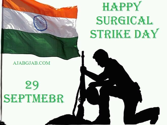 Happy Surgical Strike Day Pictures