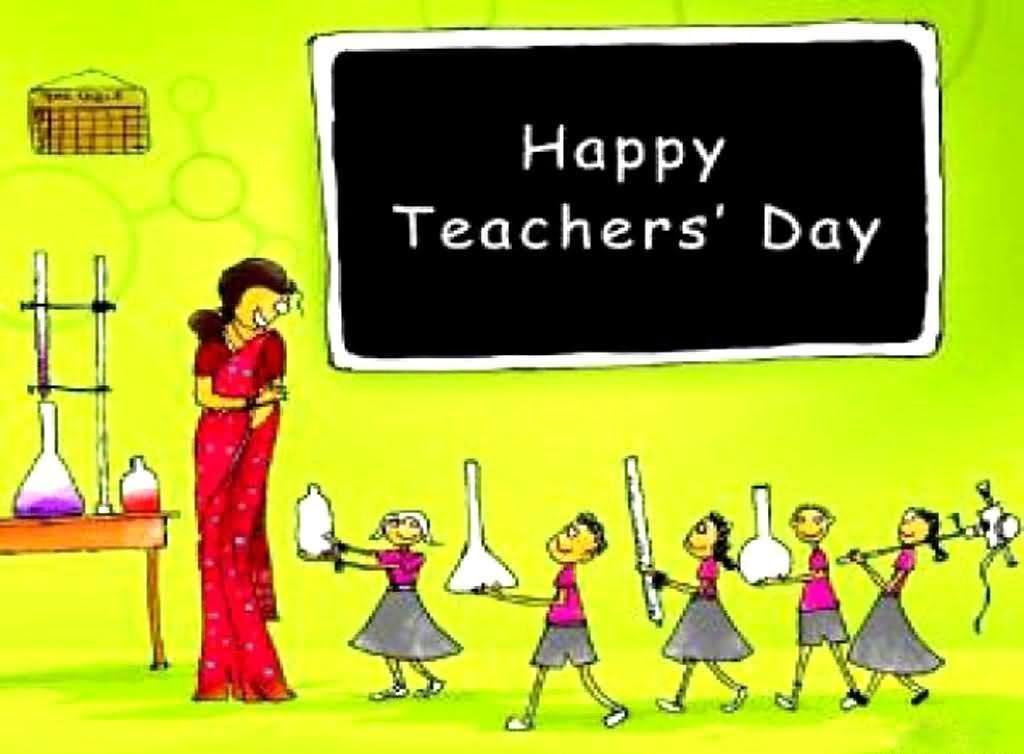 Happy Teachers Day 2019 Hd Wallpaper