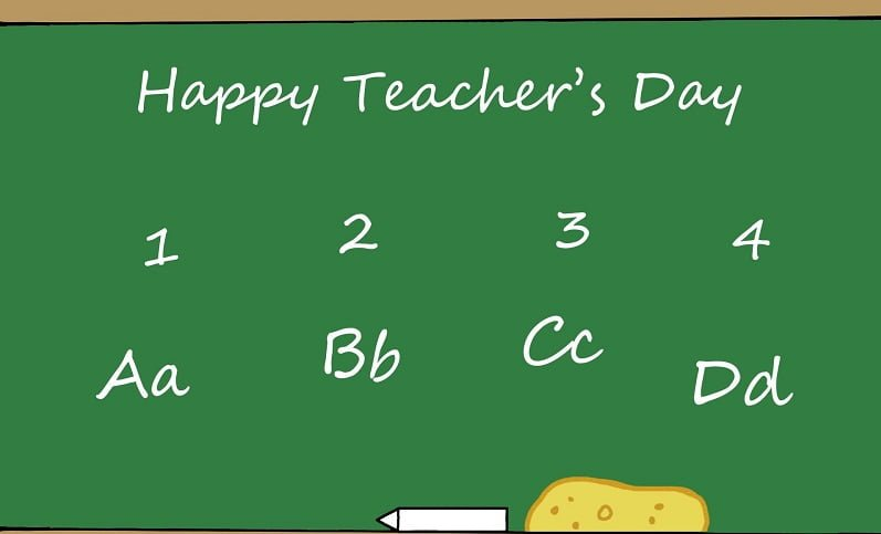 Happy Teachers Day HD Pictures
