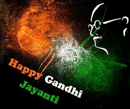 Happy Gandhi Jayanti 2019 Hd Wallpaper Free Download