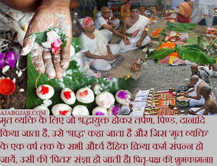 Shraddha Paksha Status In Hindi