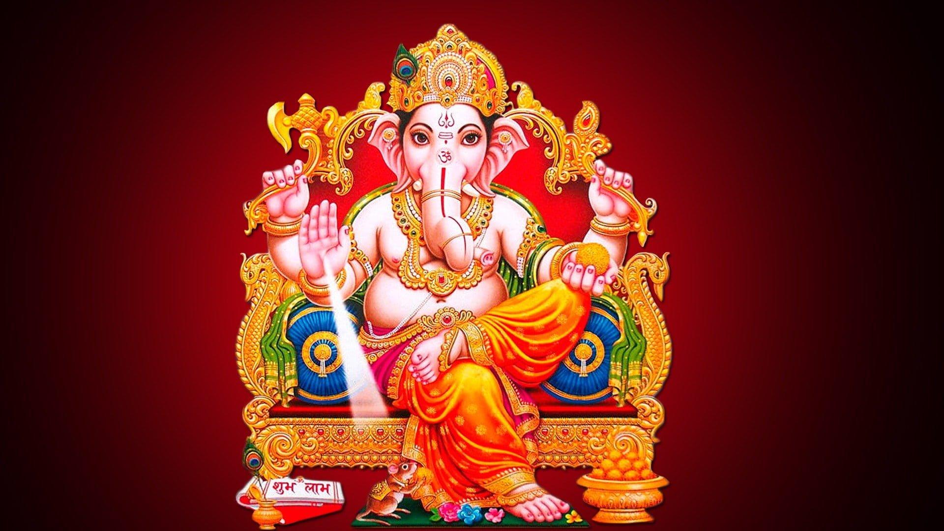 Shri Ganesha HD Photos