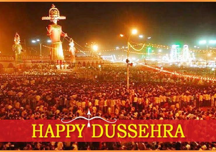 Happy Dussehra 2019 Hd Greetings