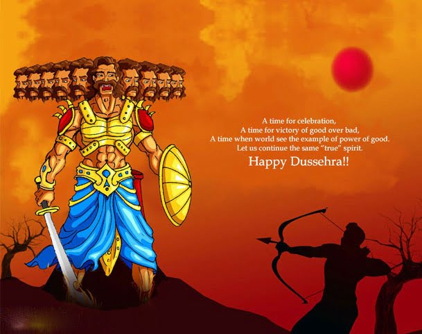 Dussehra HD Wallpaper