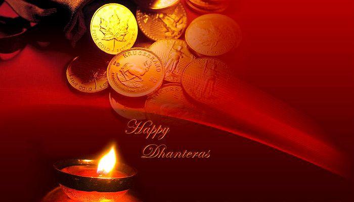 Happy Dhanteras Facebook DpImage