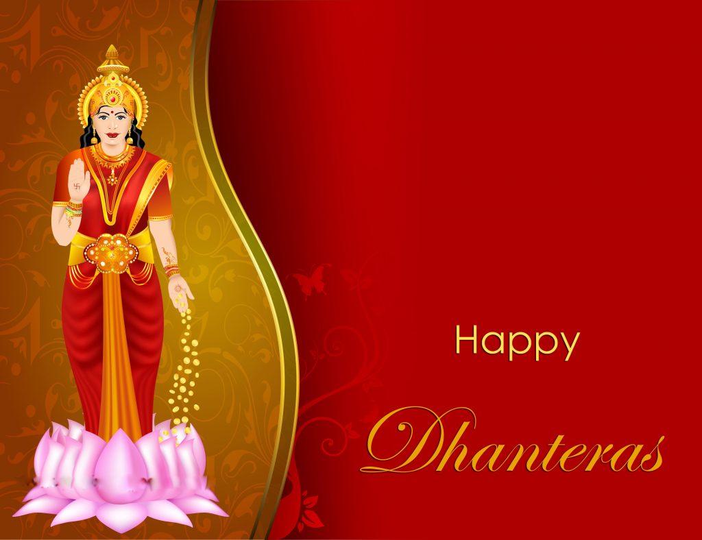 Happy Dhanteras HD WhatsApp DpImage