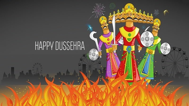 Happy Dussehra HD Photos