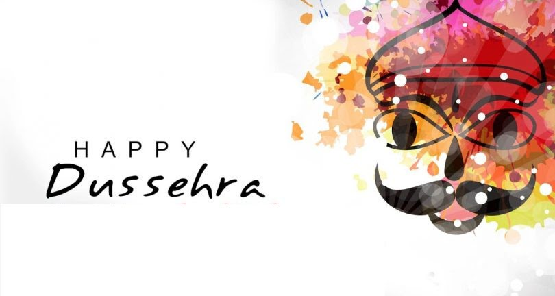 Happy Dussehra HD Wallpaper
