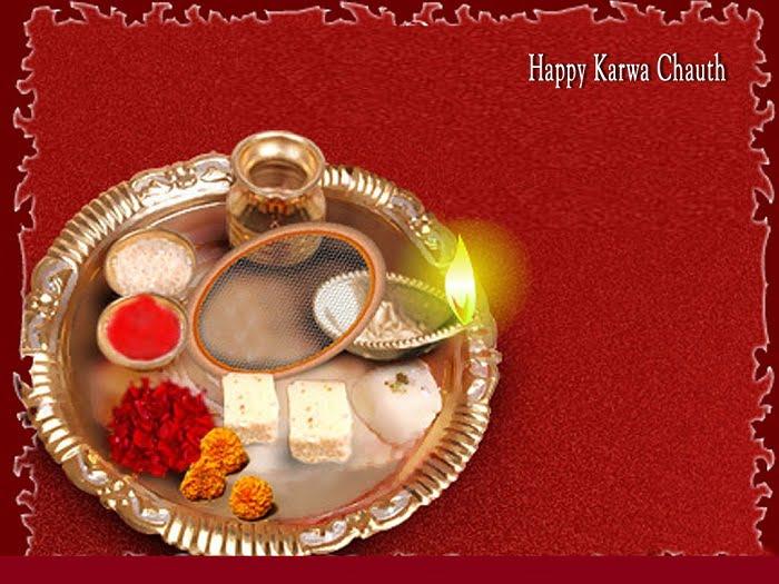Happy Karwa Chauth Wallpaper