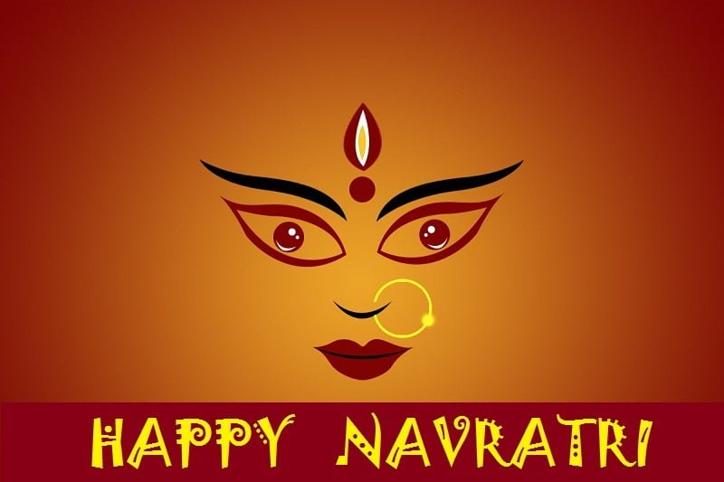 Happy Navratri Greetings Photos 2019