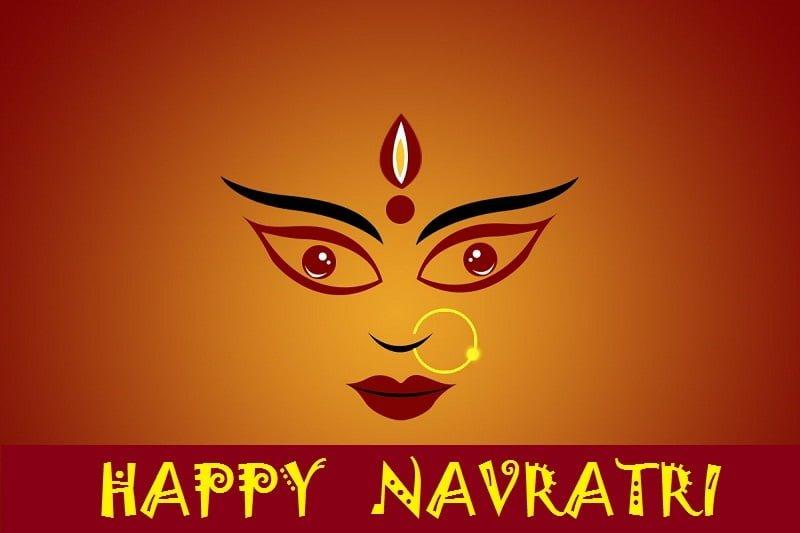 Happy Navratri Greetings Photos 2019